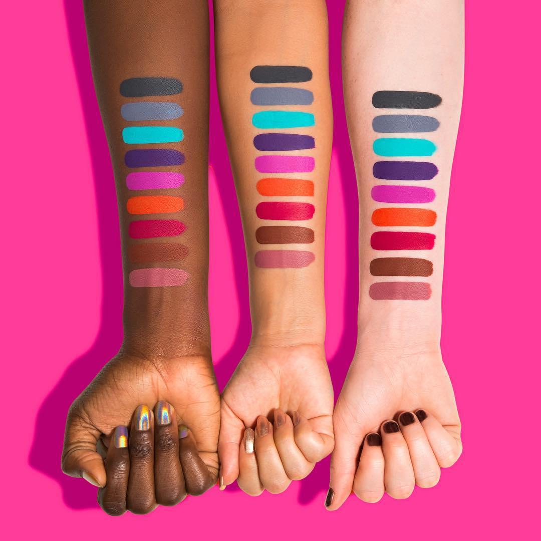 9 Warna Baru Everlasting Liquid Lipstick Kat Von D