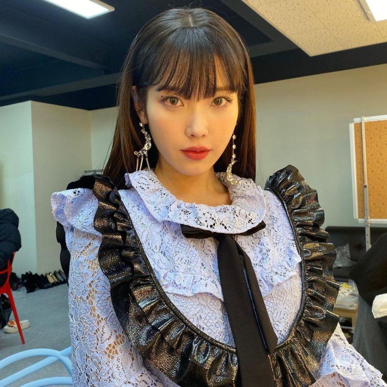 Model Poni Ala Perempuan Korea untuk Tampilan Lebih Muda