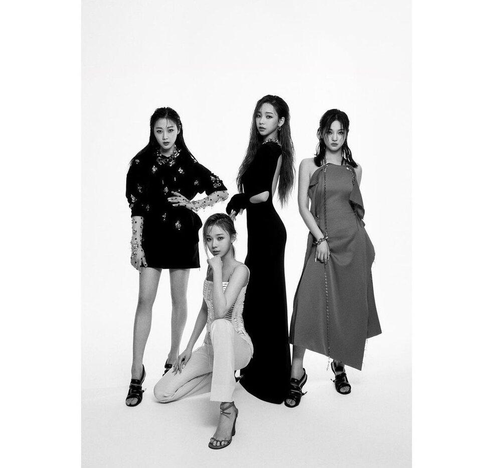AESPA, Girlband Korea Selatan Jadi Brand Ambassador Givenchy