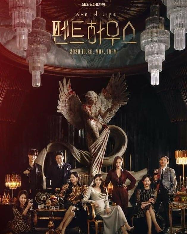 Raih Rating Tinggi, The Penthouse Season 2 resmi tayang!
