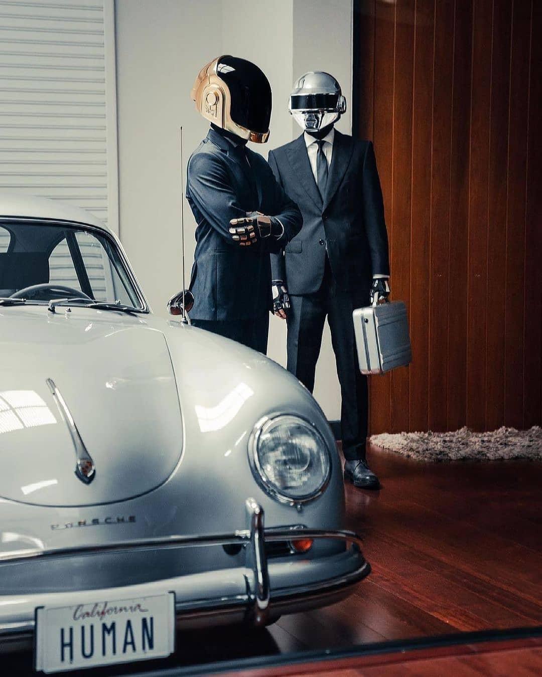 Daft Punk Umumkan Bubar Lewat Video Bertajuk 'Epilogue'