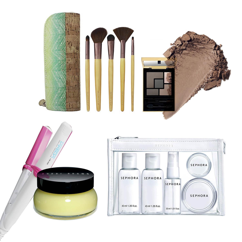 Tips Packing Produk Kecantikan untuk Berlibur