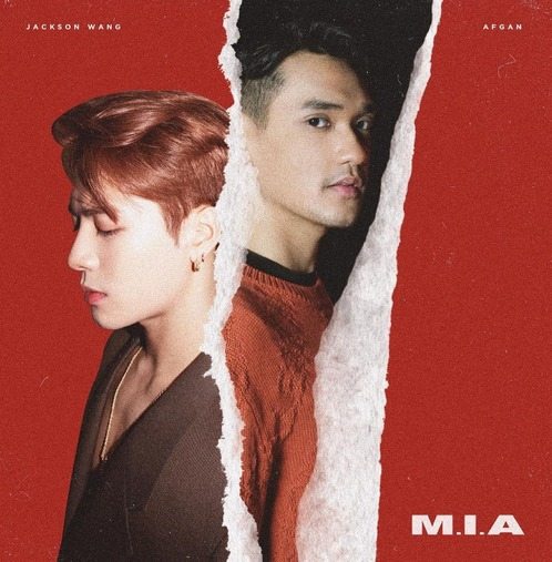 M.I.A, Single Kolaborasi Afgan Dan Jackson Wang