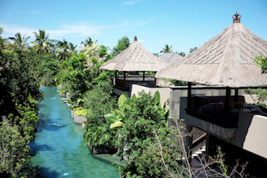 Nikmati Keindahan Ubud di HOSHINOYA Bali
