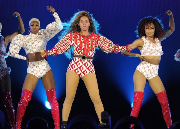 Gucci Hadirkan Rancangan Khusus untuk Beyonce