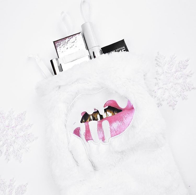 Wish List: Kylie Cosmetics Holiday Collection 2016