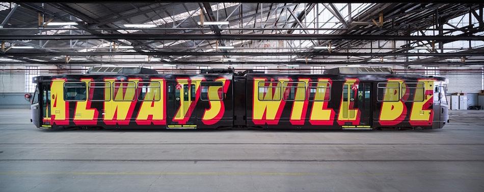 Tram Cantik Karya Seni Khas Kota Melbourne
