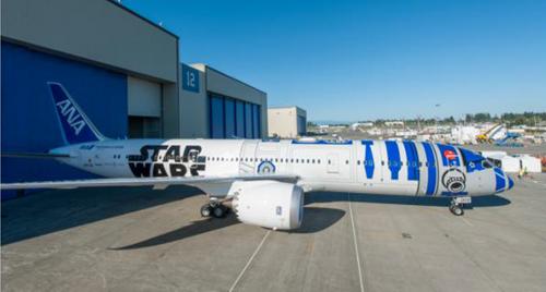 Nantikan Kehadiran Pesawat Bertema Star Wars