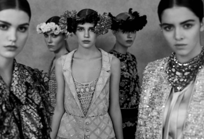 Gandeng Anton Corbijn, Inilah Chanel Spring-Summer 2021
