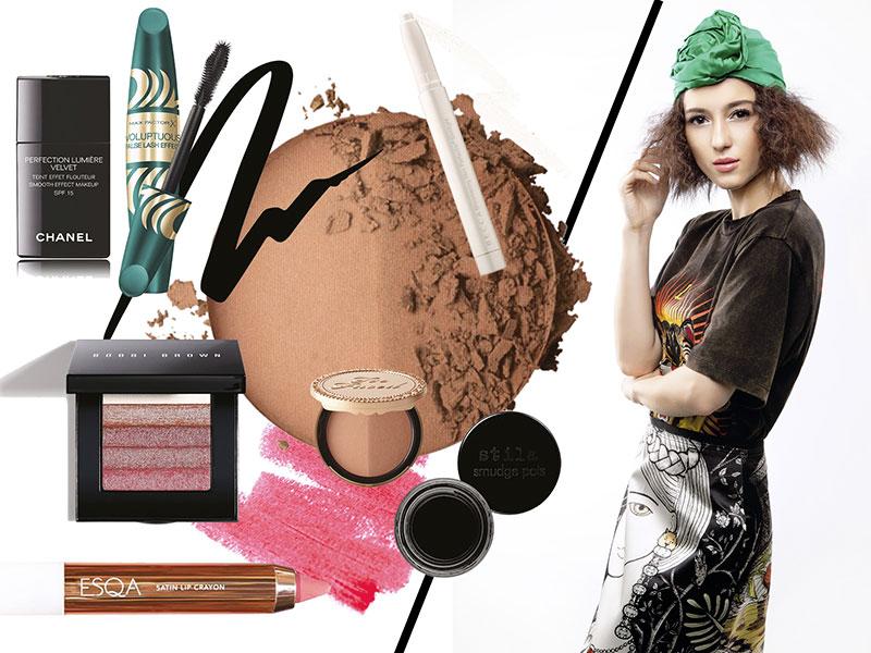 Tutorial Make Up Julie Estelle di Cover her world