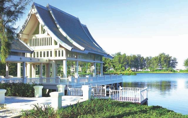 Wedding Venue: Laguna Resorts