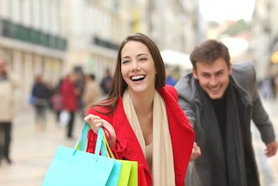 Tips Berbelanja Bersama Pasangan