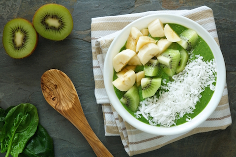 Cara Membuat Green Smoothie Rendah Kalori