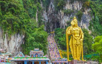 Ide Tempat Wisata dan Spot Foto di Kuala Lumpur