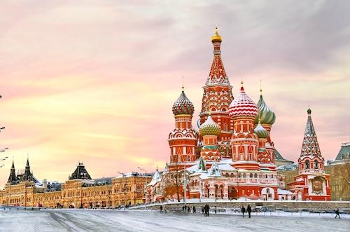3 Tempat Wisata yang Wajib Dikunjungi di Rusia