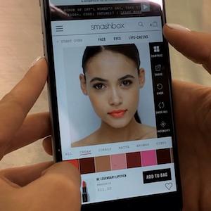 Coba Makeup Virtual dengan Try-On Studio