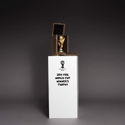 Louis Vuitton untuk FIFA World Cup 2014