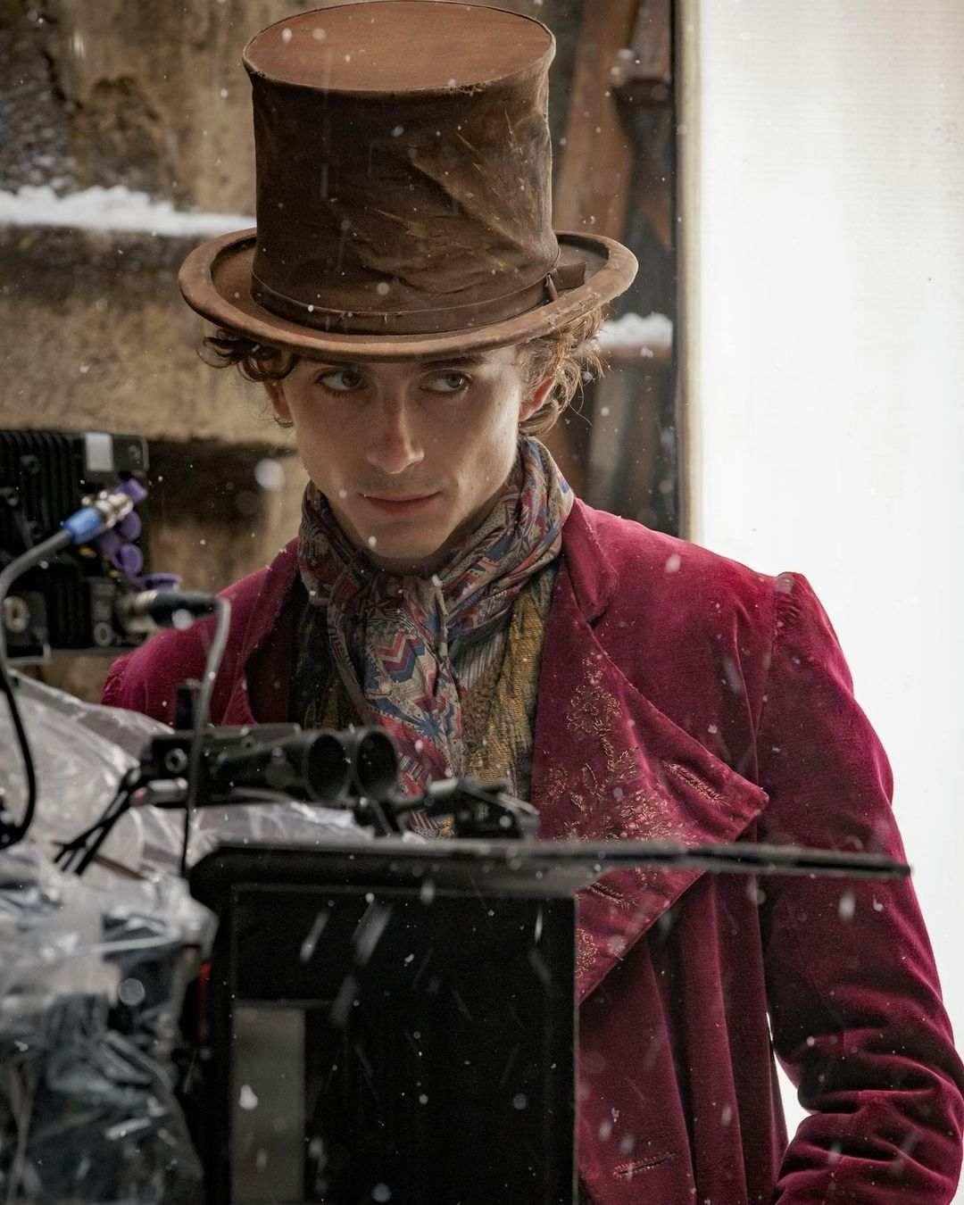Sebelum Willy Wonka, Ini 5 Peran Terbaik Timothée Chalamet