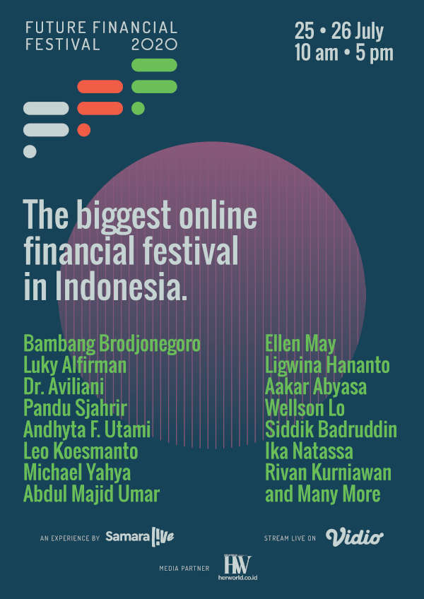 The Biggest Online Financial Festival in Indonesia