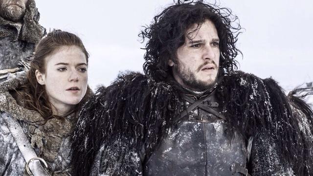 Gaya Bercinta Versi Film Game of Thrones
