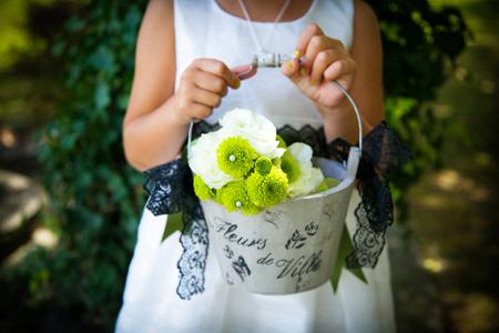 Tips Memilih Flower Girl