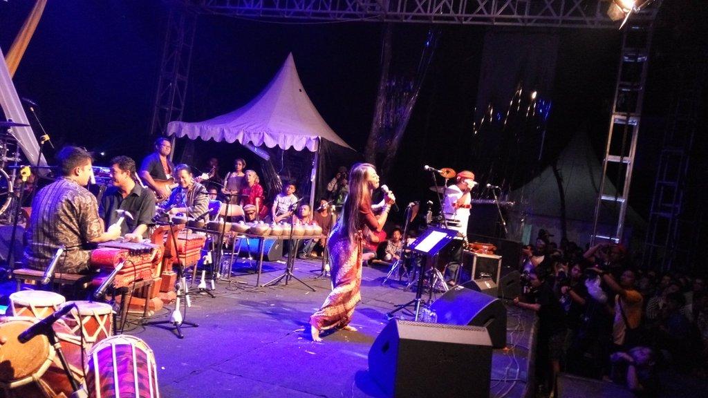 Indahnya Kolaborasi Jazz dengan Kultur Lokal