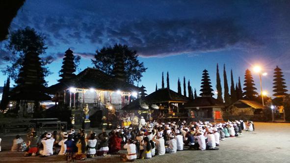 Seribu Kali Pertunjukan Bali Agung