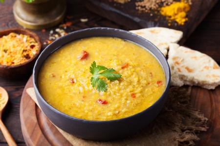 Cara Membuat Dal Vegetarian India