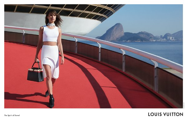 Kampanye Terbaru Louis Vuitton Cruise 2017