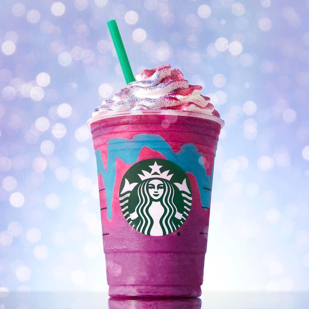 Starbucks Dituntut Akibat Unicorn Frappuccino