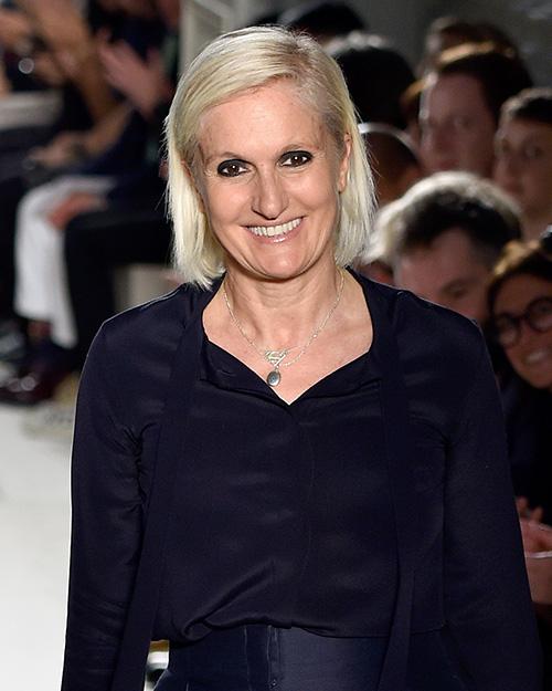 Maria Grazia Chiuri Sebagai Creative Director Baru Dior