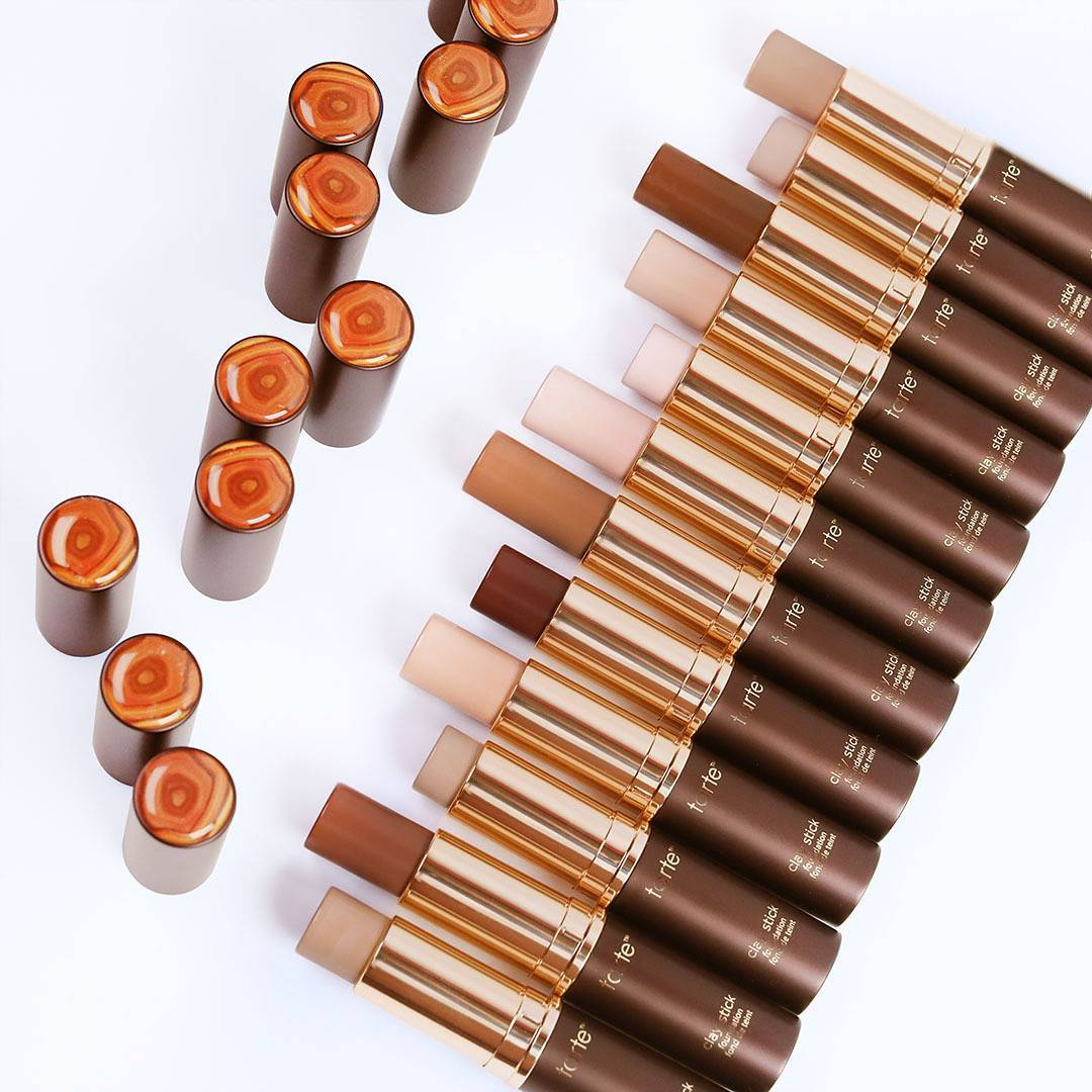 Tarte Luncurkan Clay Foundation Stick