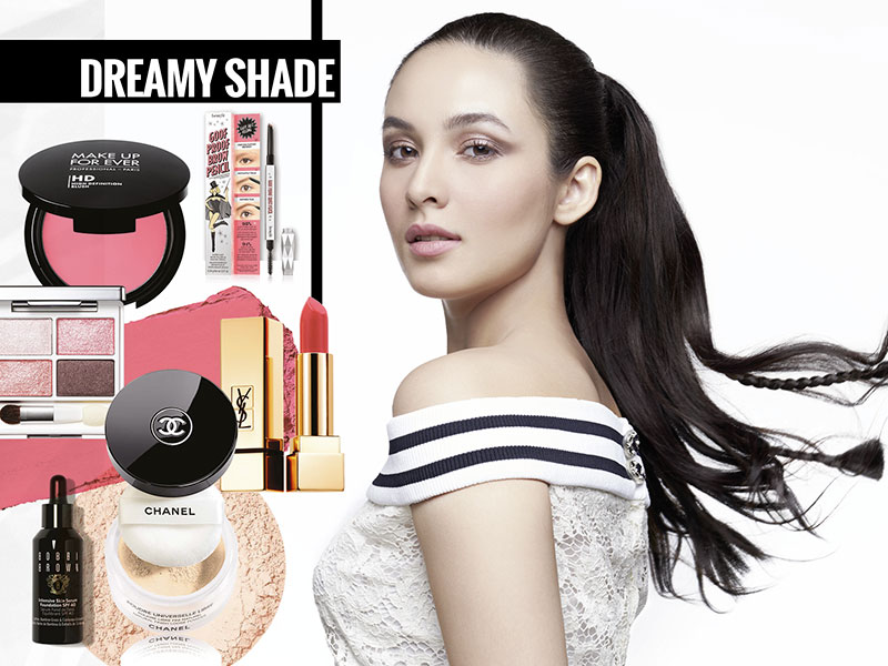 7 Tutorial Make Up Natural Chelsea Islan