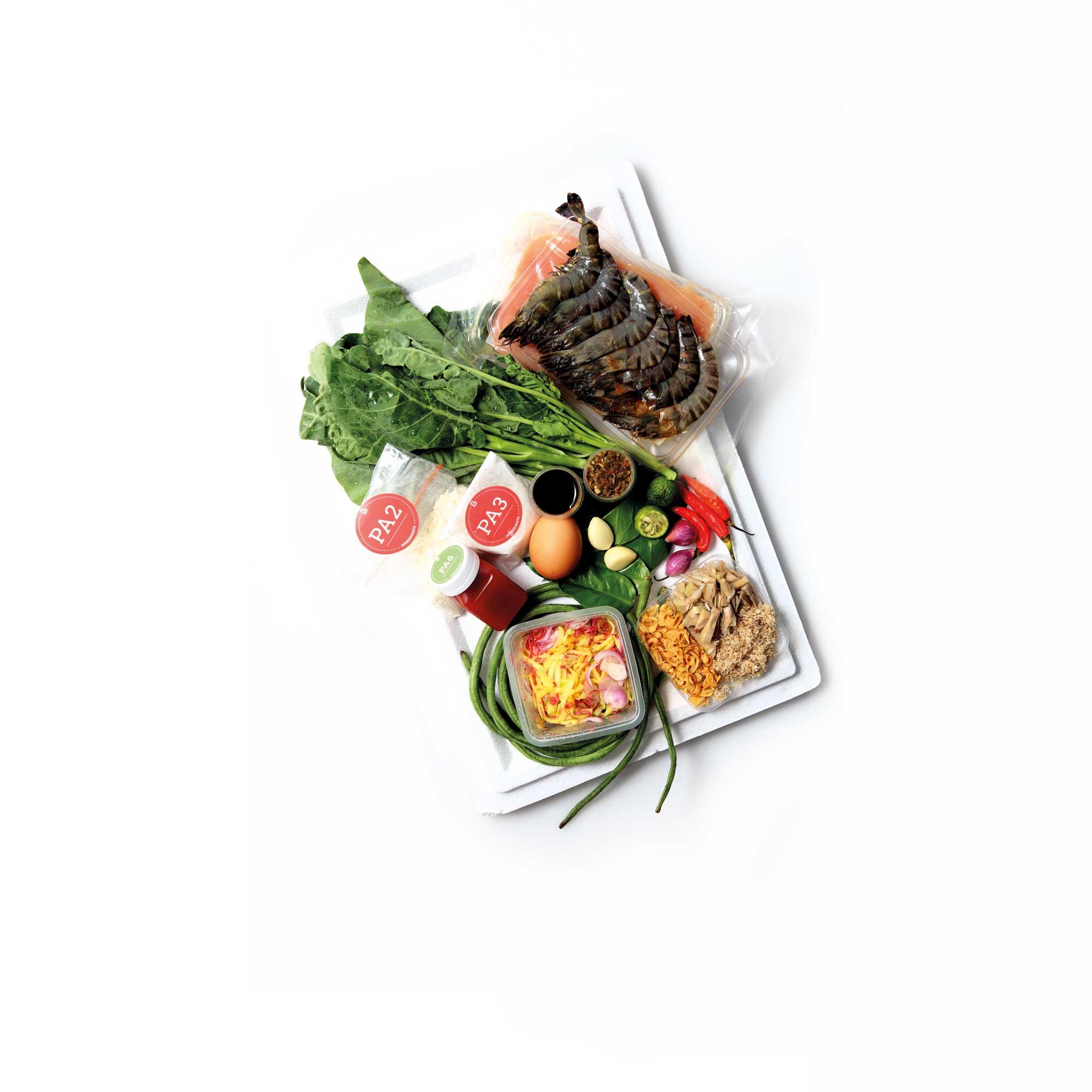 Layanan Antar Bahan Makanan Siap Masak Solusi Bagi Si Sibuk