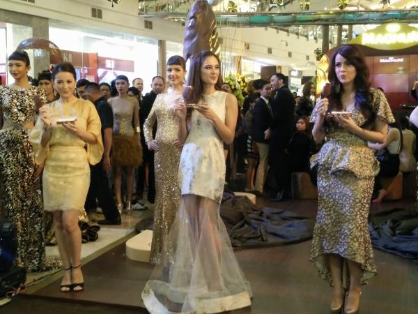 Para Artis Ramaikan Perayaan Ulang Tahun Magnum