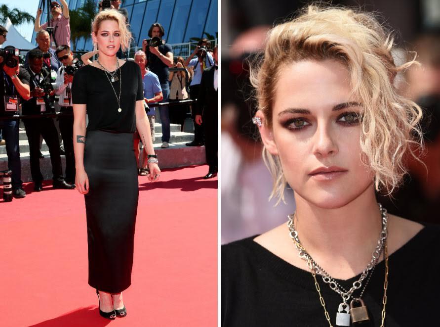 Spotted: Kristen Stewart Mengenakan Chanel di Cannes