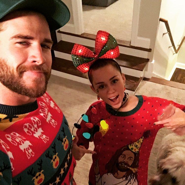 Pelajaran Cinta dari Miley Cyrus dan Liam Hemsworth