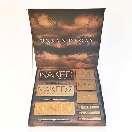 Urban Decay Luncurkan The Naked Vault