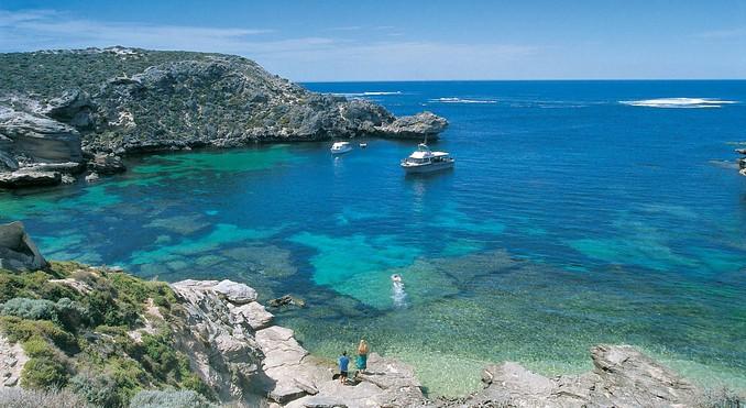 Menikmati Romantisme Pulau Rottnest di Australia Barat