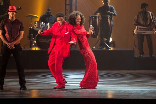 Kisah Percintaan Whitney Houston Difilmkan