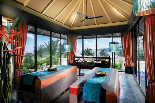 Istirahatkan Tubuh Anda di Angsana Resort Spa Bintan