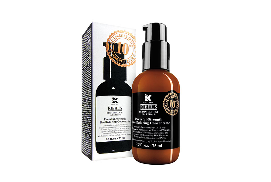 Produk Kiehl's Powerful Strength Line Reducing Concentrate