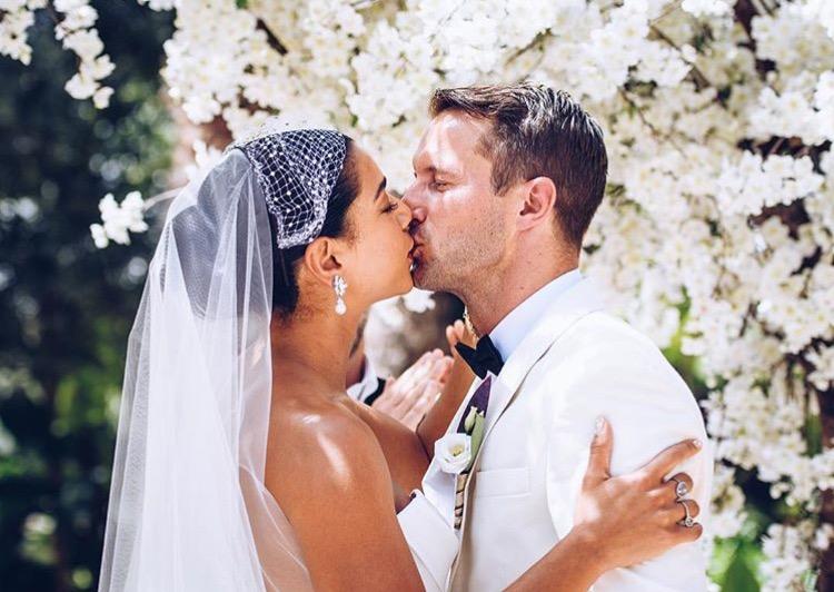 Indahnya Pernikahan Hannah Bronfman di Maroko