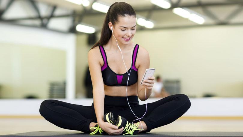 Rekomendasi  Aplikasi Olahraga di Smartphone