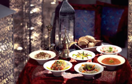 Buka Puasa Dengan Makanan Turki di Arts Cafe