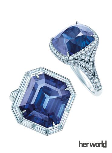Tiffany & Co. Luncurkan The Blue Book
