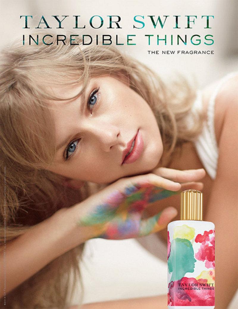 Taylor Swift Luncurkan Wewangian Terbaru
