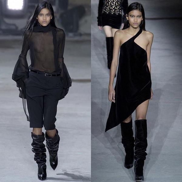 Wow! Model Indonesia Tampil di Paris Fashion Week