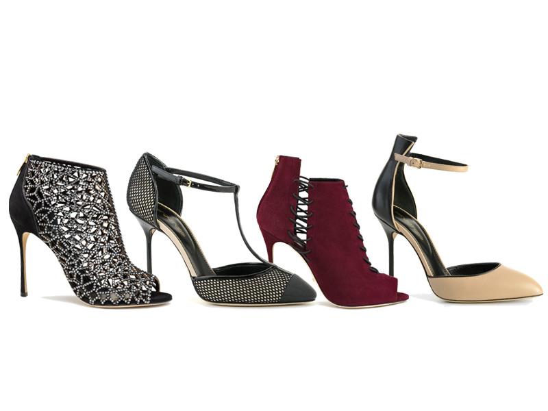 Kejutan Cantik Sepatu Sergio Rossi