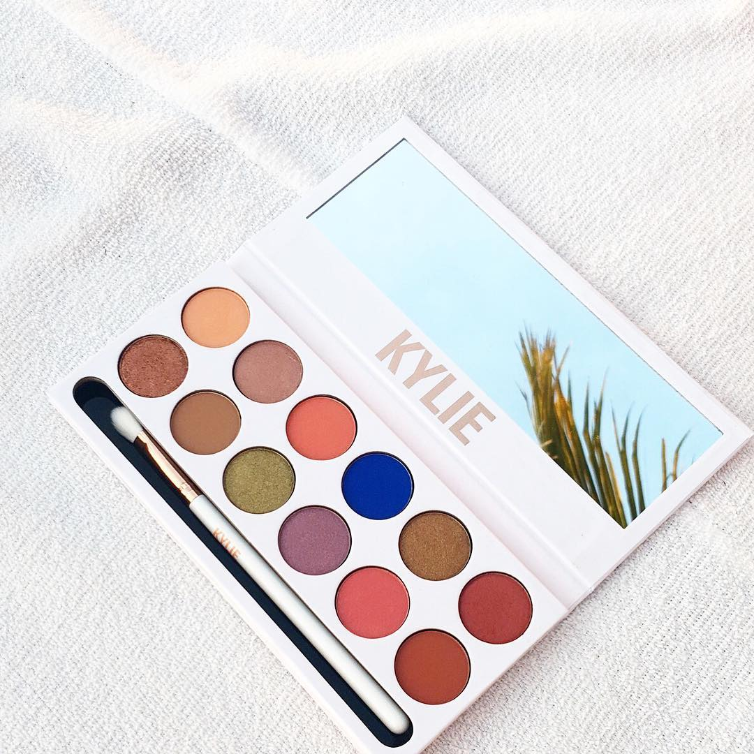 The Royal Peach Palette, Produk Terbaru Kylie Jenner